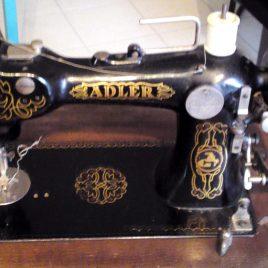Antike Adler Nähmaschinen